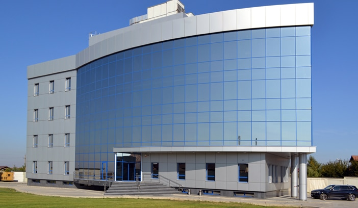 SHIP DESIGN GROUP - Office Building - Front view