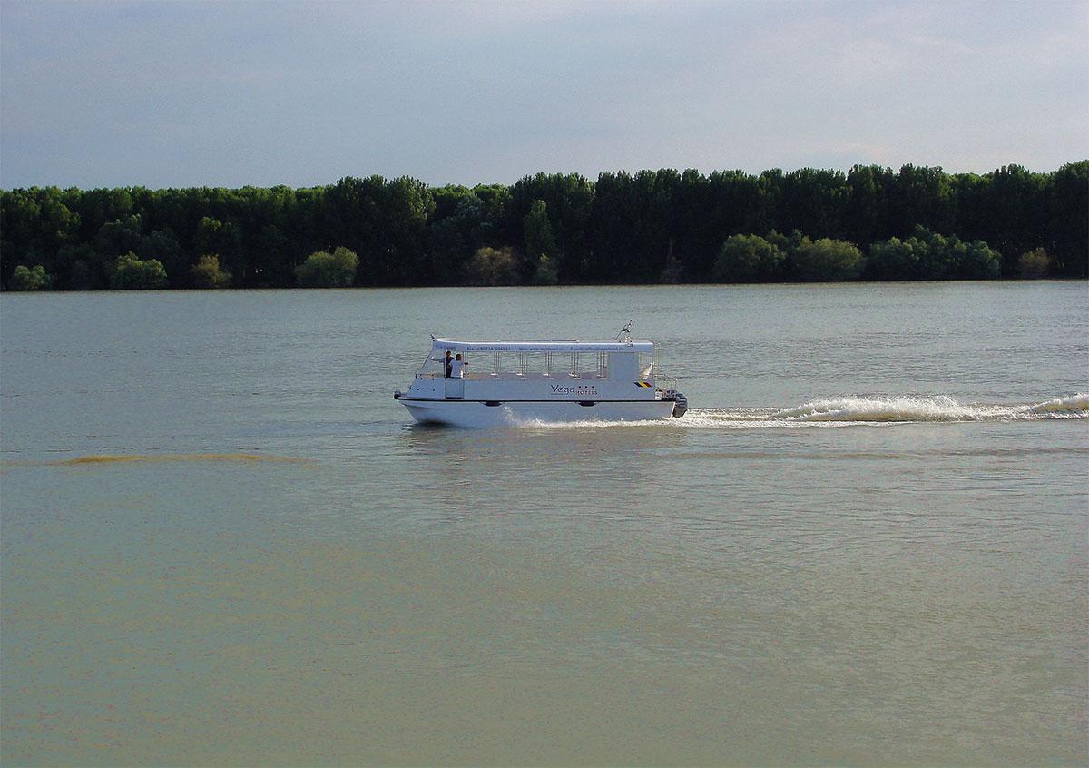 "Catamaran ""Vega"" 32 passengers"