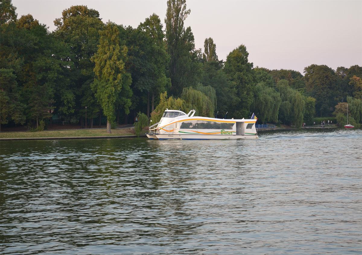 "Catamaran ""Bucur"""