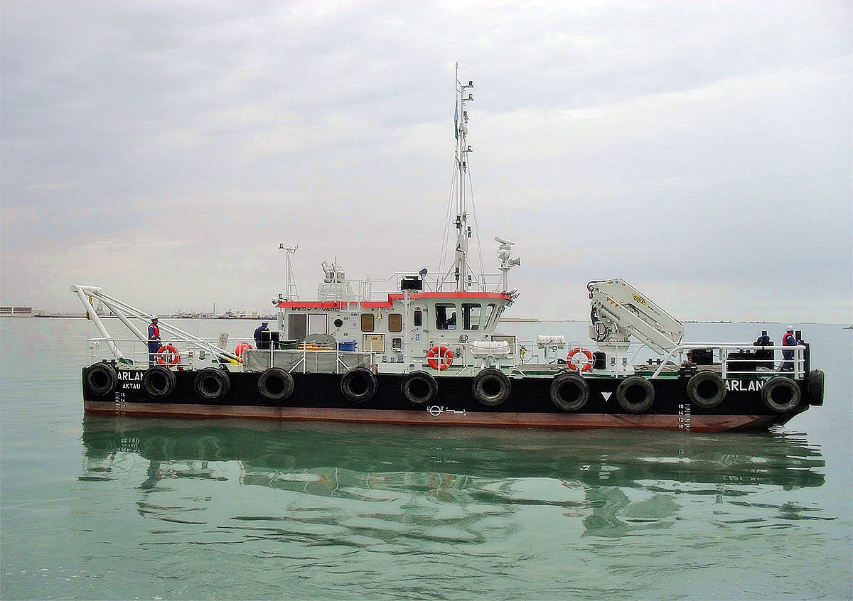 Multipurpose Workboat