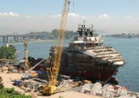 Anchor handling TUG supply vessel 300TBP